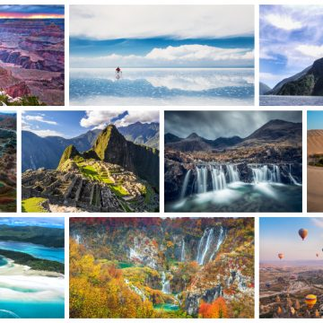 Most Photogenic Locations in the world