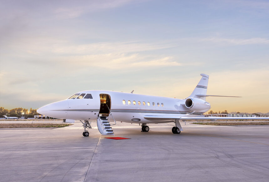 Top 10 long range private jets to fly the skies